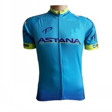 2019 pro team astana cycling jersey Bicycle maillot breathable MTB quick dry bike clothing Ropa ciclismo only