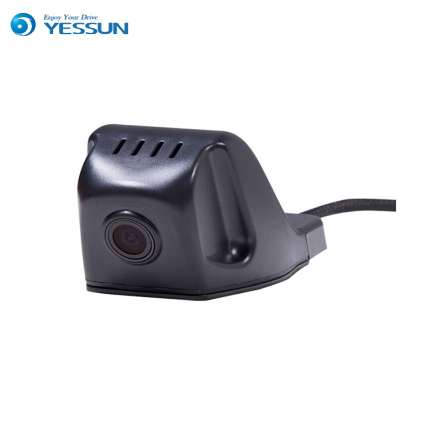 For VW Tiguan / Car Driving Video Recorder DVR Mini Control APP Wifi Camera Black Box / Registrator Dash Cam Original Style for subaru wrx car driving video recorder dvr mini control app wifi camera black box registrator dash cam original style