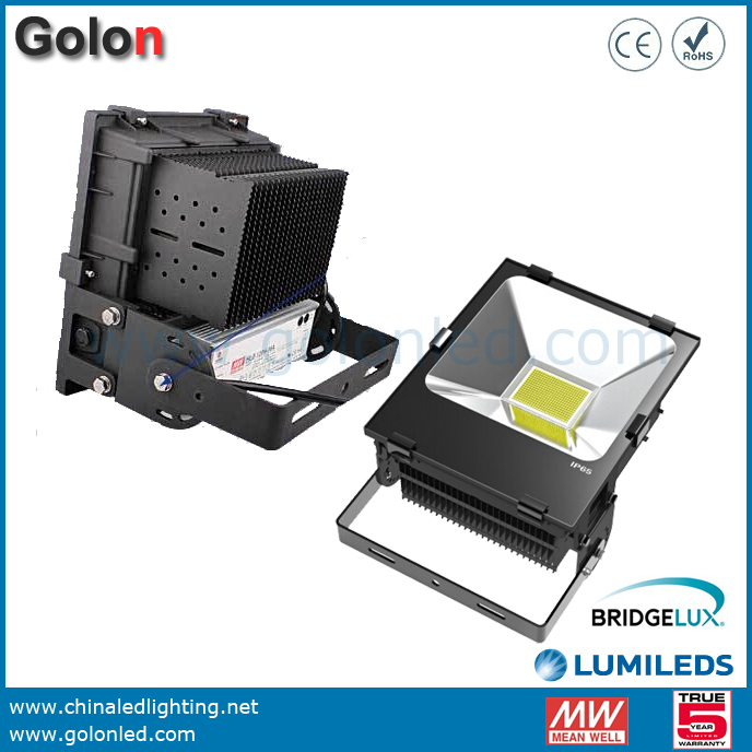 150 watt led flood light meanwell driver philissmd3030 led flood light. Black Bedroom Furniture Sets. Home Design Ideas