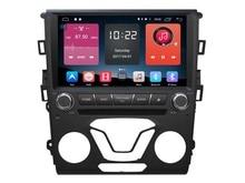 4G lite 2 GB ram Android 6.0 quad core auto dvd player stereo gps NAVI radio tape für Ford Mondeo Ford Fusion 2013 2014