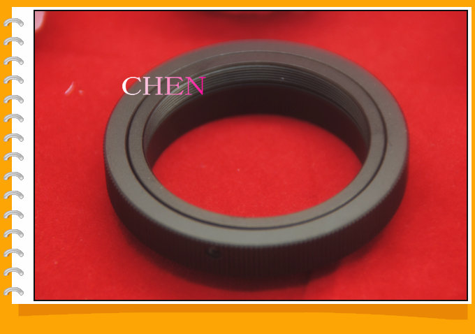 Lens adapter ring for T M48*0.75 screw mount lens to for Canon EF 5D3 6D 5D4 7D2 650D 600D 700D camera