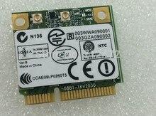 SSEA Wholesale Original New Wireless Card for Atheros AR9382 AR5BHB116 Half Mini PCI-e Card 300Mbps