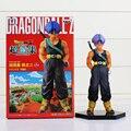 Cartoon Dragon Ball Z Resurrection F Trunks Figure Toy Collectible Model Dolls 15cm