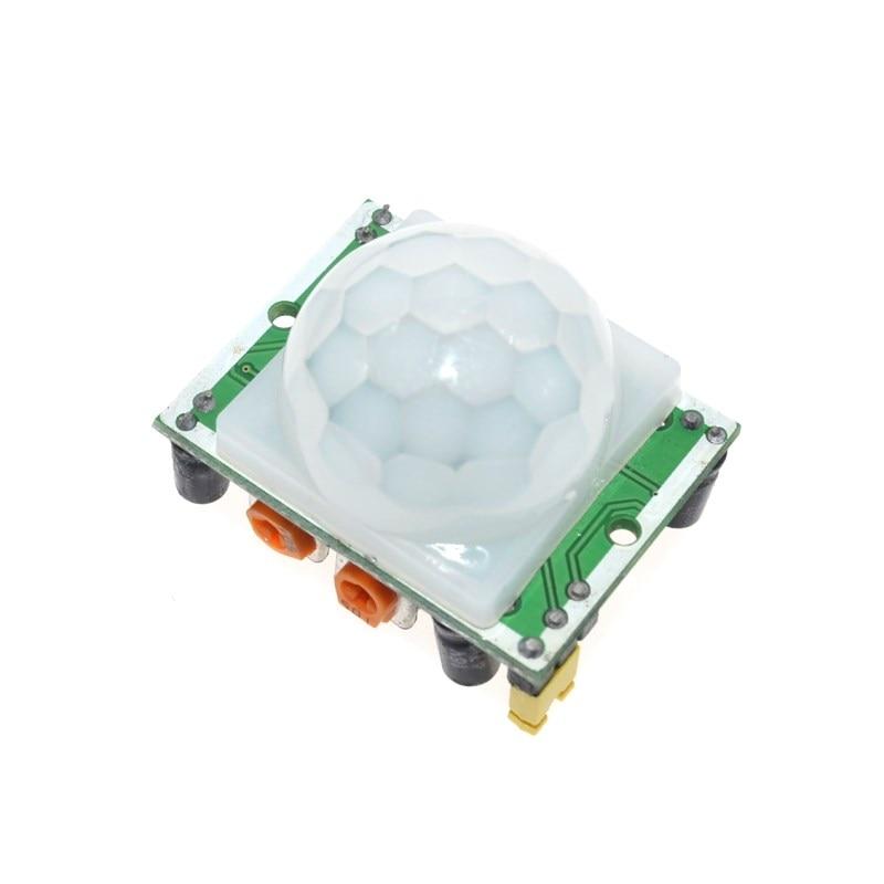 WAVGAT HC-SR501 отрегулировать инфракрасный ИК пироэлектрический инфракрасный PIR модуль датчик движения Детектор Модуль мы являемся производителем