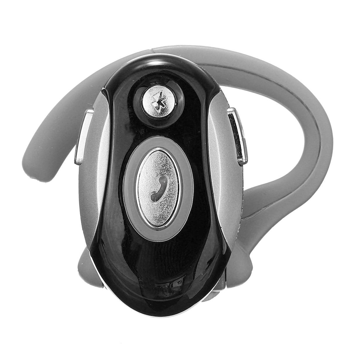 Mini LED Bluetooth 2.1 Earphone With Mic Safe Driving Wireless Earphones Music Ear Hook Handsfree Headset Universal Folding universal mini wireless sports earphone car bluetooth 4 1 receiver handsfree 3 5mm aux music stereo audio adapter mic headset