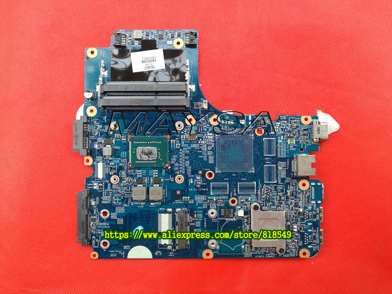 712921-501 712921-001 712921-601 fit for HP 4540S 4440S motherboard with cpu i3-3110m DDR3 Tested & Working perfect high quality laptop motherboard for hp probook 4540s 4441s 712921 001 sr0n2 i3 3110m ddr3 100% fully tested