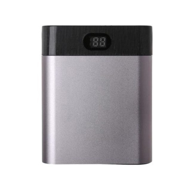 5V Dual USB 4X 18650 Power Bank Case Kit Battery Charger Box For Smart Phones drop shipping 0831