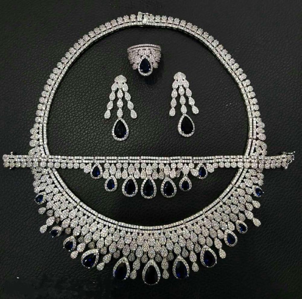 janekelly Luxury cubic zirconia necklace bracelet earrings and ring 4pcs dubai full jewelry set for women janekelly Luxury cubic zirconia necklace bracelet earrings and ring 4pcs dubai full jewelry set for women,bridal dress dinner
