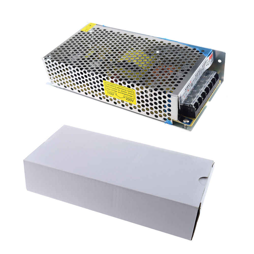 Detail Feedback Questions About Power Supply Led Driver Ac 220v To Volt Dc 12 V 1a 2a 3a 5a 85a