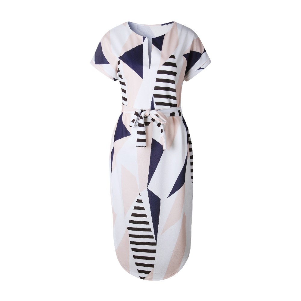 Sundress Vestido Plus Size Bandage Women's Dresses Robe Femme 2
