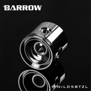 Крышка встроенного насоса Barrow Top для D5/SPG40A-возможность подключения резервуара к алюминиевому LD5BTZL