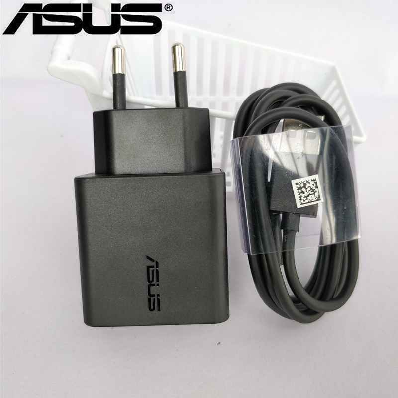 Original 5V/2A Usb Wall Travel Adapter Asus Charger For Zenfone 2 3 5 6 max Selfie zoom Smartphone &type c or micro usb cable|charger for|charger charger|usb wall - title=