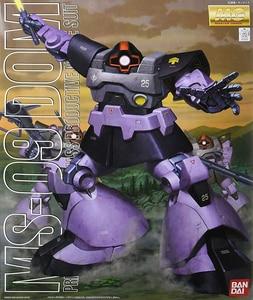 Image 1 - Bandai Gundam 1/100 MG 021 MS 09 Domโทรศัพท์มือถือชุดตัวเลขการกระทำประกอบชุดของเล่น
