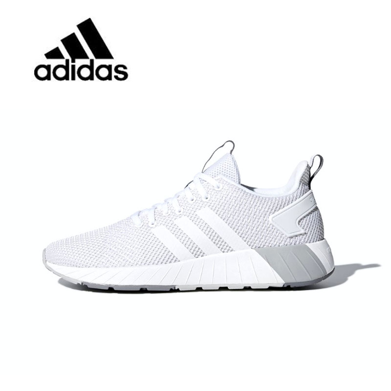 Original New Arrival Authentic adidas neo QUESTAR BYD Mens Skateboarding Shoes Sneakers Classique Comfortable Breathable