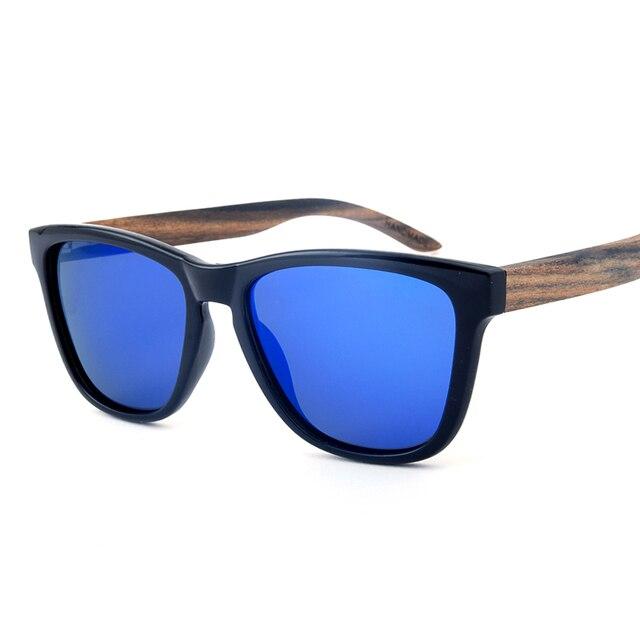 Восстановление древних путей деревянный поляризация солнцезащитные очки мужчины вождения солнцезащитные очки Высокого качества, чтобы предотвратить ультрафиолетовые очки