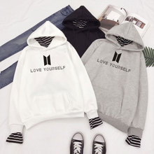 BTS Love Yourself Oversized Hoodie