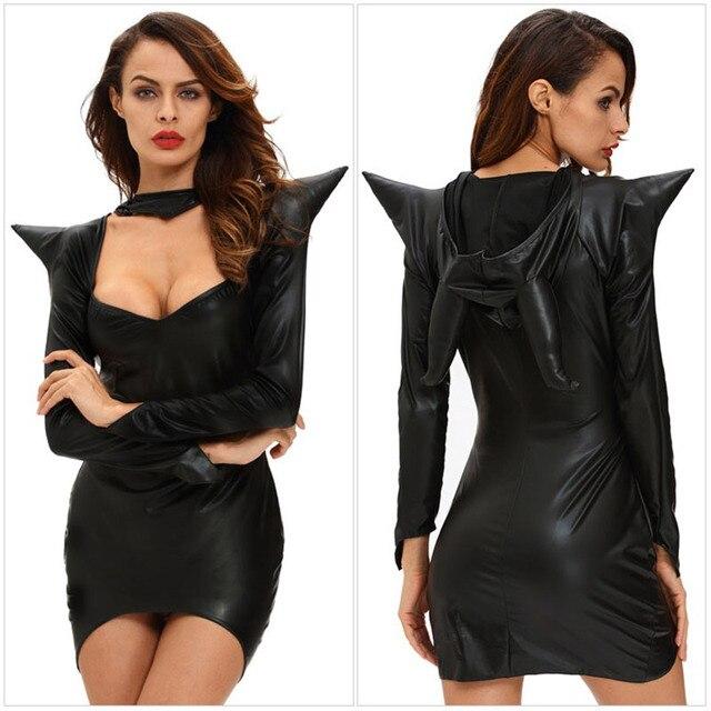 Witch costume black