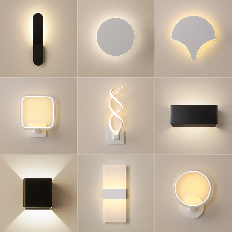 Indoor Wall Lamps Led Sconce Lamp