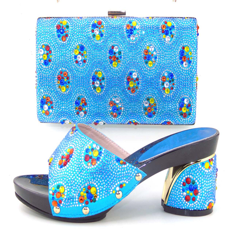 ФОТО Low price to sell woman italian shoes and bags set to match dress for wedding party, free shipping by DHL.! WDL1-11