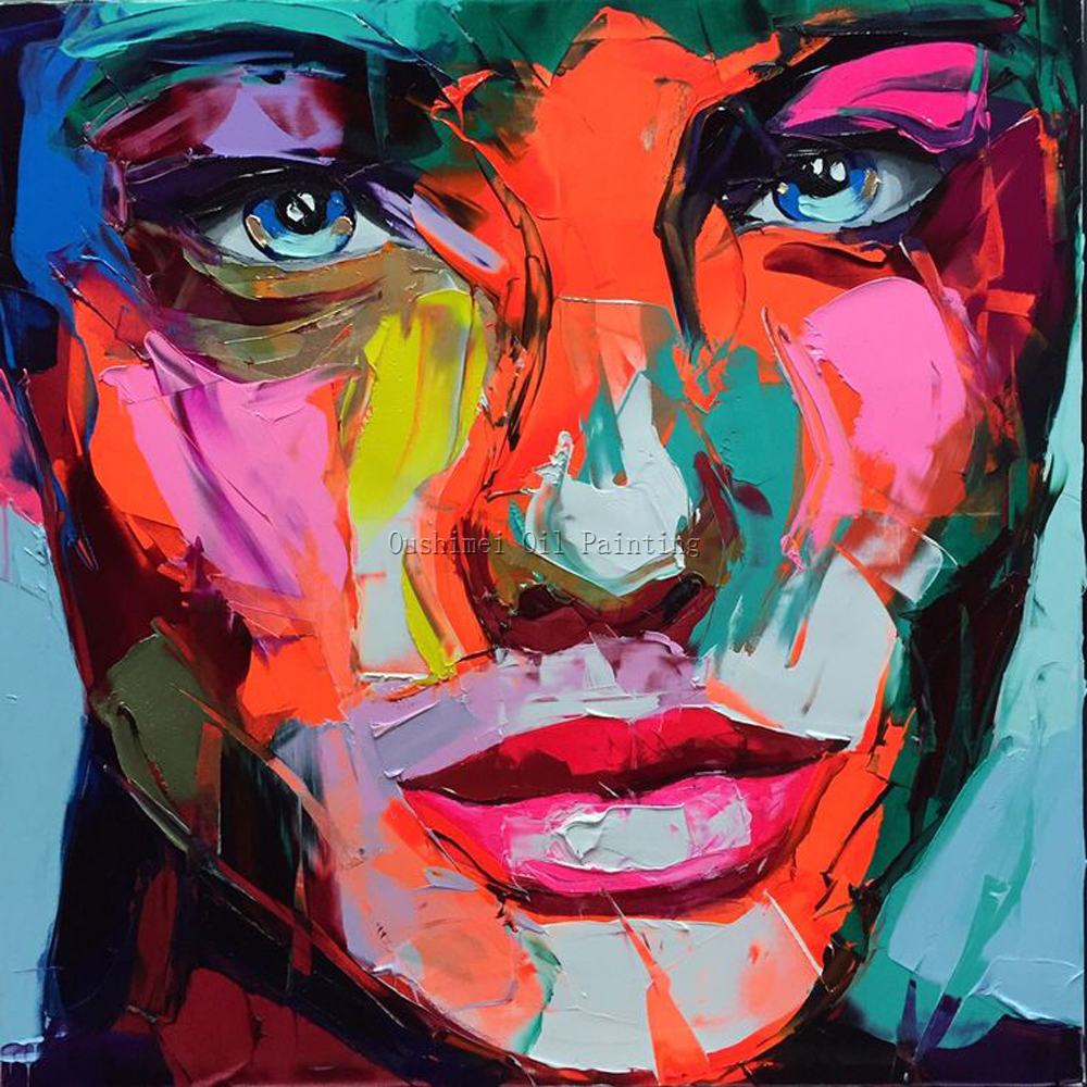 Online Get Cheap Abstract Face Paintings -Aliexpress.com | Alibaba ...