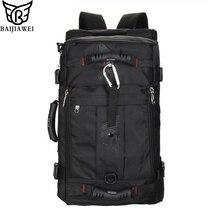 BAIJIAWEI Hot Sale Large Capacity Backpacks Waterproof  Bag Travel Backpack Multifunctional Bags Luggage Backpacks Laptop Bag