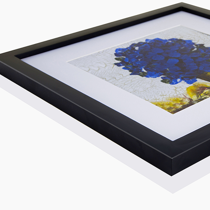 Wood Square Frame 6 Inch 7 8 10 Inch 12 Inch 16 20 Wall Mounted 24