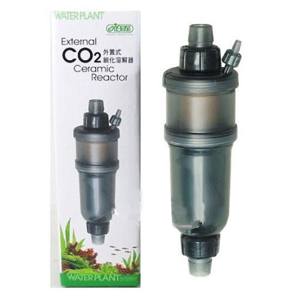 I-540 1 pièce en plastique externe CO2 en céramique réacteur réservoir de poisson atomiseur système diffuseur réacteur Turbo 16/22mm