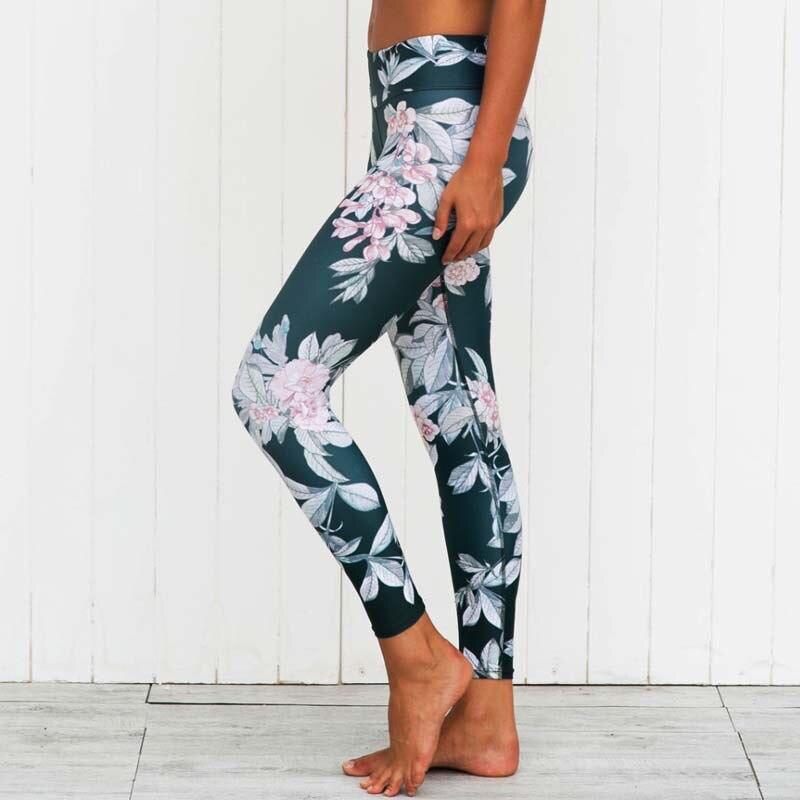 The flower l Women/'s Yoga jersey