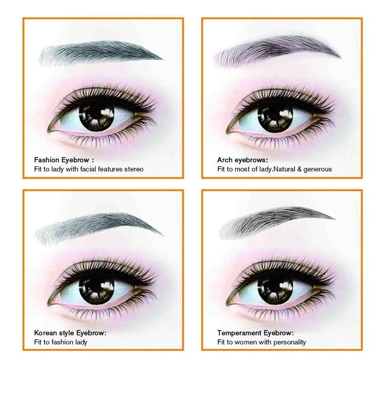US $3.99 |10pcs Microblading Needles 17U 2 Rows 17 Needles U Shape  Permanent Makeup Eyebrow Tattoo Blades Embroidery Microblades Double-in  Tattoo ...