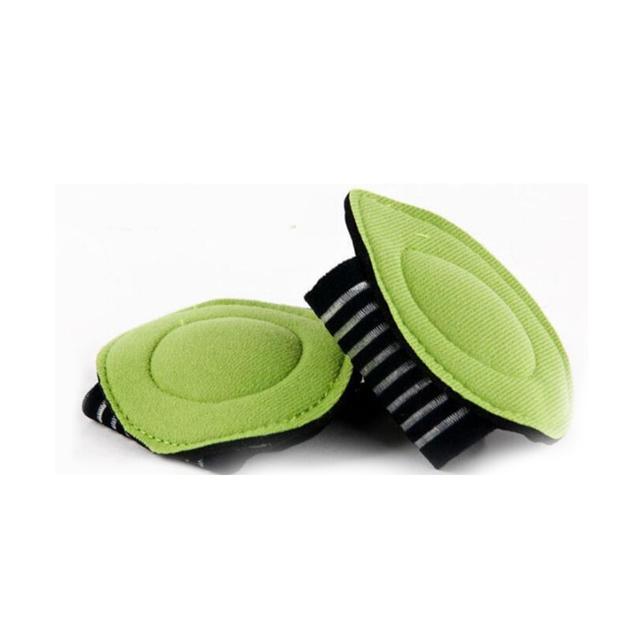 1 Pair Foot Insoles Arch Support Plantar Fasciitis Heel Aid Feet Cushion Fallen Heel Pain Relief Shock Healthy Beauty Poduct 1
