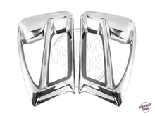 Chrome Motorcycle Air Exhaust Intake Accent Trim Decoration Cover case for Honda Goldwing GL1800 2012 2013 2014 2015 2016
