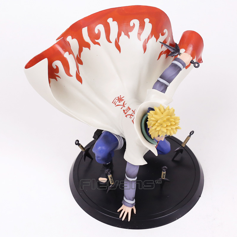Minato Action Figure Top View