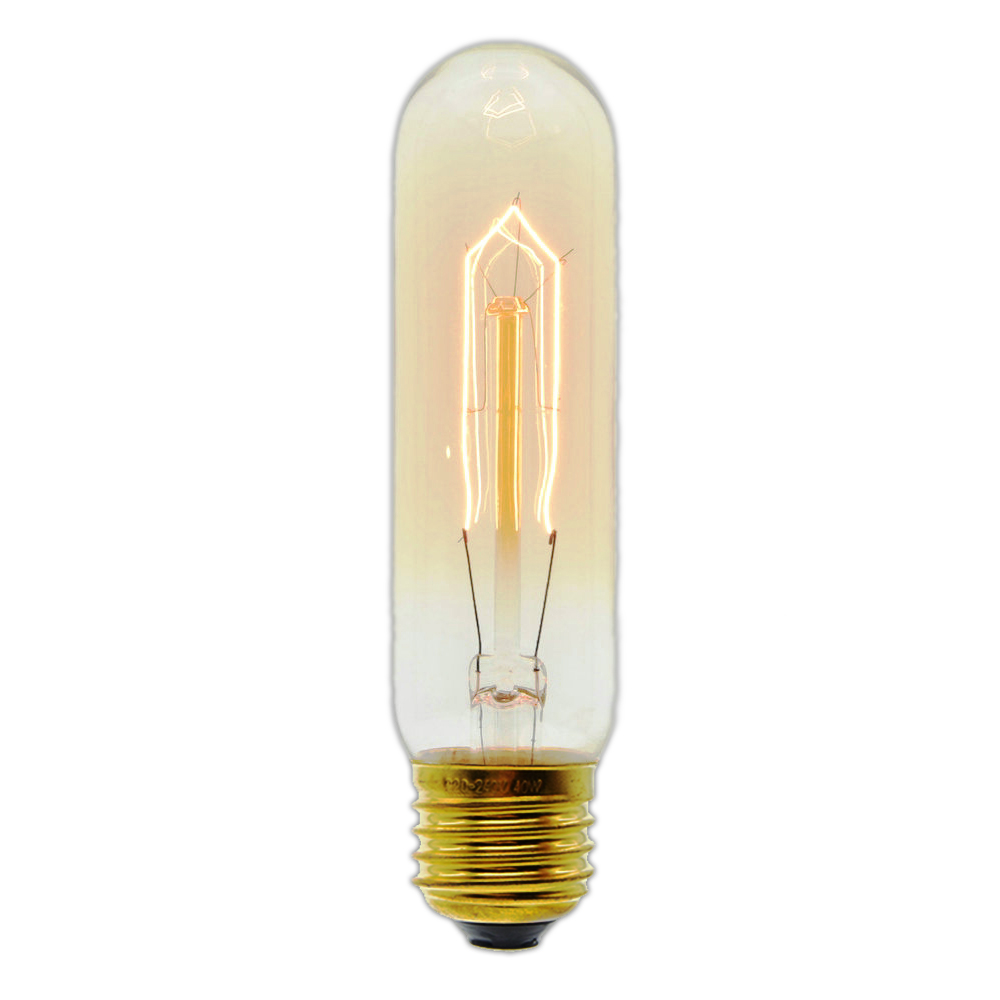 E27 Incandescent Vintage Bulb 40w 220v T10 Retro Edison Light Bulb Wholesale Price In