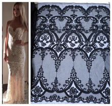 fabric hot embroidered Hot