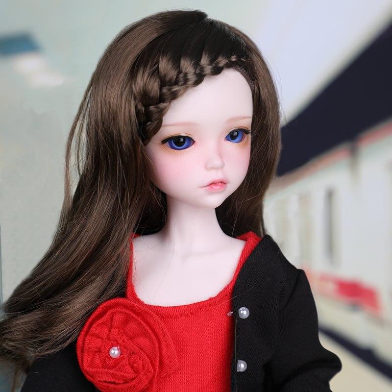 1/6 BJD bambola della resina Lonnie gli occhi della ragazza di modo di Trasporto-in Bambole da Giocattoli e hobby su  Gruppo 2
