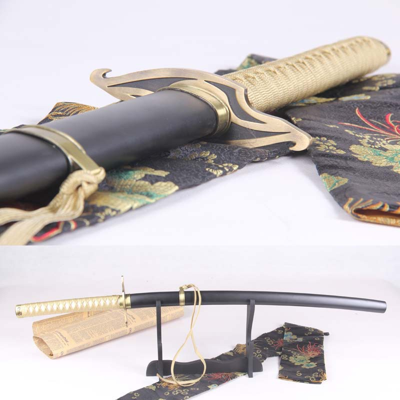 BLEACH Ulquiorra Cifer's Sword  Cosplay Prop Japanese Anime Sword Home Decor