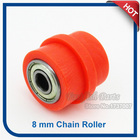 8mm Orange Pulley Te...