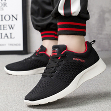 Mens Running Shoes Sneakers Sport Outdoor 2019 New Arrival Classic Black Light Breathable Comfortable Designer Walking