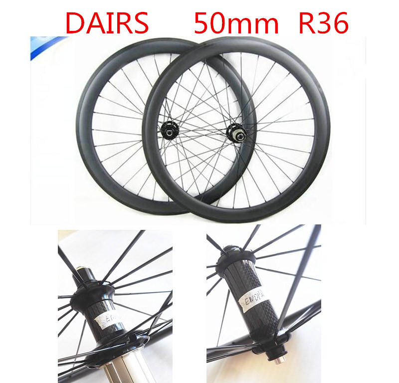 Ceramic R36 Straight pull 50mm tubular clincher carbon wheels pillar 1420 road wheels bike road cycle wheels bicycle wheel new 2pcs 3 durable artificial gum rubber swivel wheels caster industrial castor univeral wheel silence heavy casters