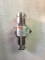 TOWE TCS G N 50FF 0 2 5G 50 Ohm BNC Both Ends Of The FF