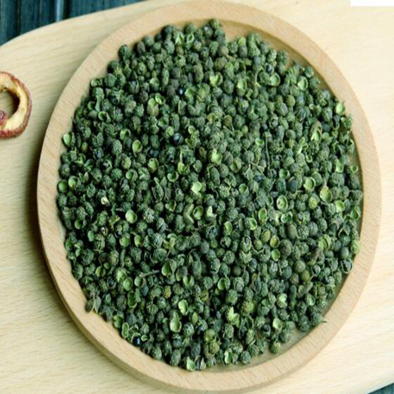 500g New arrival organic dried Sichuan green pepper green Chinese prickly ash