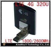 Aircard 320U Unlocked 4g Modem LTE usb Modem 100Mbps 3g 4g USB Dongle LTE fdd 1800/2600 MHz