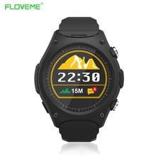 Floveme sport smart watch bluetooth mtk2502c smartwatch armband pulsmesser schrittzähler thermometer für android ios telefon