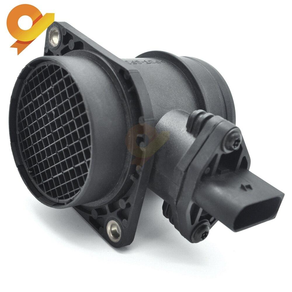 Luftmassenmesser MAF Sensor Für Audi A3 8L1 1996-2003 A4 8E2 8E5 B6 00-2004 1,9 TDI 0 280 218 002 003 024 060 061 100 101 122