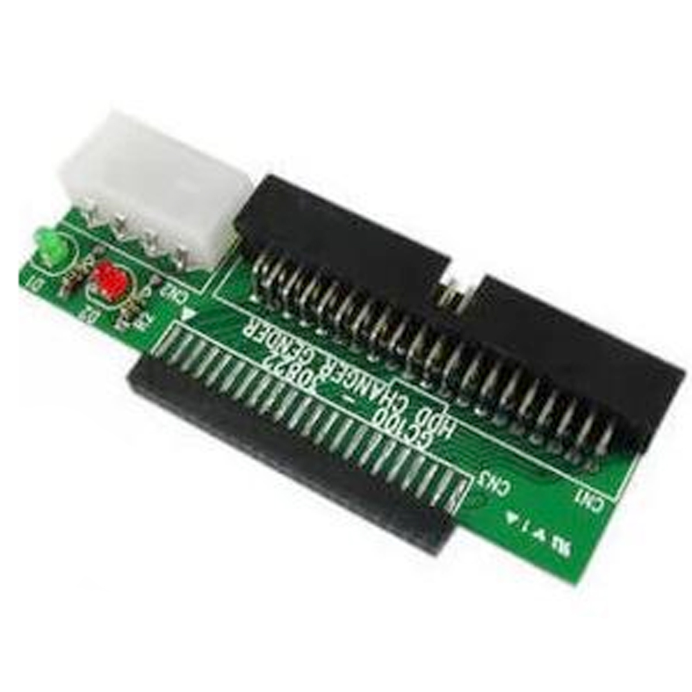 2.5 HD to 3.5 Laptop IDE Hard Drive HDD Adapter Converter 40-pin IDE to 44-pin Notebook Adapter FW1S