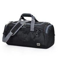 European and American Style Travel Bags Hand Luggage Large Capacity Men Duffle Bag Women Multifunctional Weekend Shoulder Bags