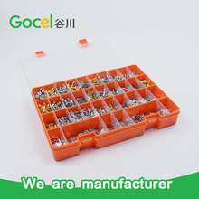 2.8/4.8/6.3 type male and female brass terminal,all normal use terminal,wire crimp terminal connectors set,2 boxes