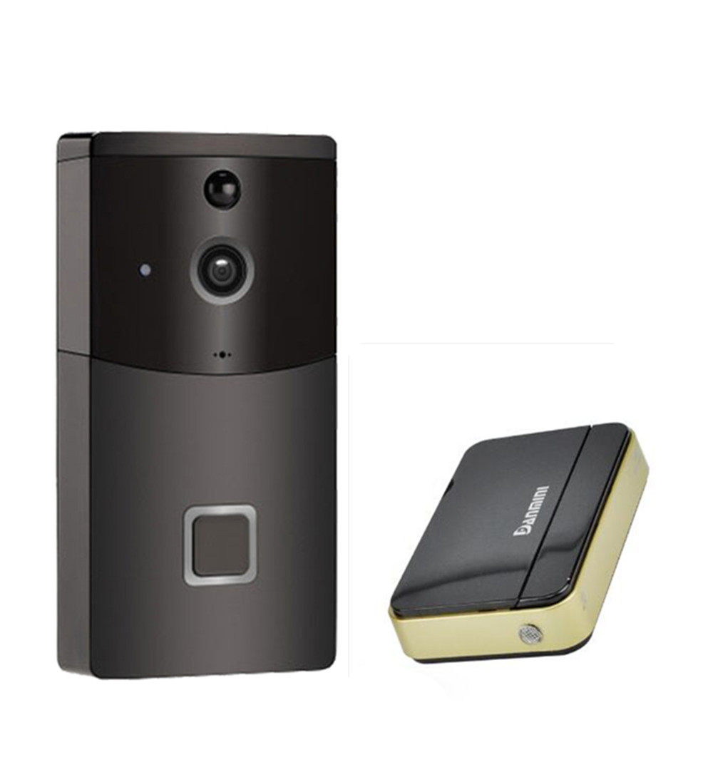 720P Motion Detection Long Time Standby WIFI Wireless Intercom Video Doorbell720P Motion Detection Long Time Standby WIFI Wireless Intercom Video Doorbell