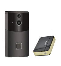 720P Motion Detection Long Time Standby WIFI Wireless Intercom Video Doorbell