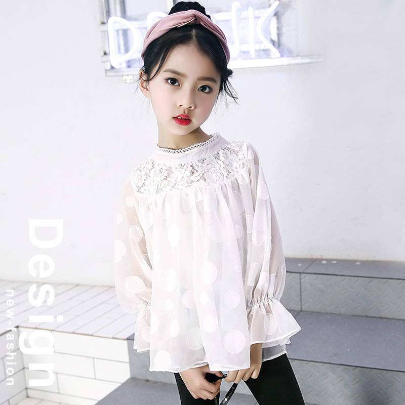 kids girls chiffon blouse teenage tops baby girl shirt spring top 2018 summer children shirts size 3 4 5 6 7 8 9 10 11 12 years teenage girls new summer cotton plaid dress girl kids 5 6 7 8 9 10 11 12 13 years baby girl clothes children vestidos infantis
